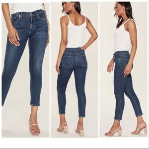 Citizens of Humanity Hutton blue jeans size 29